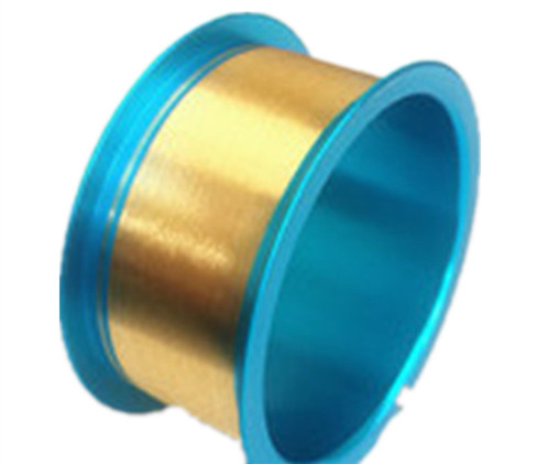 Gold metal wire