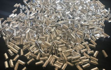 Silver pellets