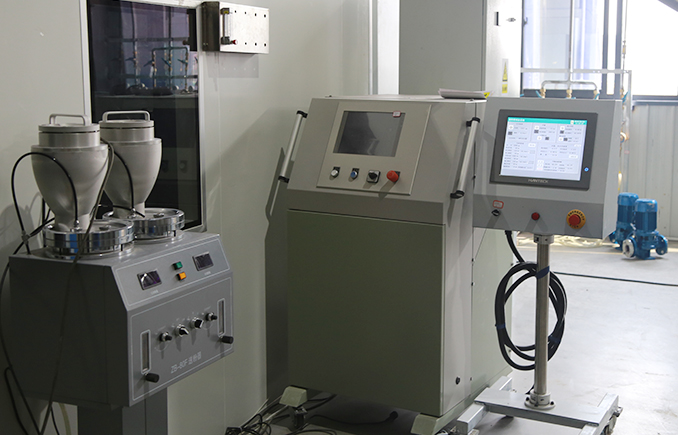 Vacuum Plasma Spraying Equipment
